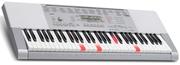 Синтезатор CASIO LK-280 + адаптер и микрофон в комплекте цена 7900 гривен