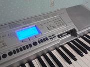 Синтезатор YAMAHA PSR-450 + стойка