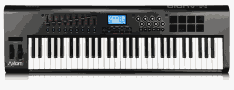 Midi-клавиатура M-audio Axiom 61 MK2 в Киеве