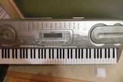 Продам синтезатор Casio WK-3800 в хор. состоянии