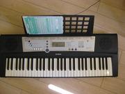 Продам синтезатор YAMAHA PSR E 203