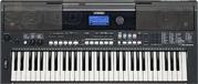 Продам новый.Синтезатор YAMAHA PSR-E433 + блок питания (PA-5D).с докум