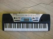 синтезатор Yamaha PSR 170 ( в хорошем состоянии )