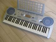 синтезатор  YAMAHA PSR 275 ( клавиши активные )