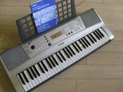 синтезатор YAMAHA PSR E-313 (клавиши активные)