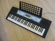 синтезатор YAMAHA PSR E-213 (состояние идеальное )
