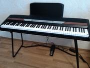 Обмен цифровое пиано KORG SP 250 на Yamaha DGX 650