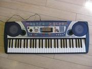 синтезатор YAMAHA PSR-260 ( состояние нового инструмента )
