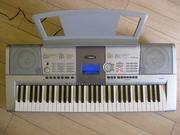 синтезатор YAMAHA PSR -295 ( динамические клавиши )