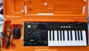 Синтезатор Korg Micro X,  кейс,  б/у,  Киев,  недорого