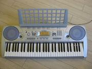 Продам синтезатор YAMAHA PSR 275 ( клавиши динамические )