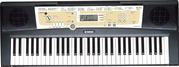 Продам синтезатор Yamaha PSR-R200+подставка в подарок