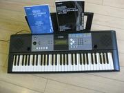 синтезатор YAMAHA PSR E-233 ( состояние нового инструмента )