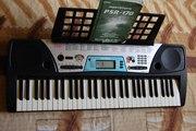 Продам синтезатор YAMAHA  PSR-170