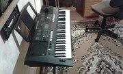 Срочно продам синтезатор yamaha psr-e423
