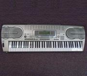 Продам синтезатор Casio WK-3300