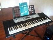 Продам синтезатор YAMAHA PSR-Е203