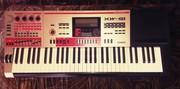 СASIO XW-G1 профессиональный синтезатор 11000 грн (Торг)